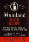 Mainland Rich Ruby Port