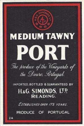 Port, Medium Tawny