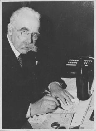 Simonds George Blackall, Director c1925