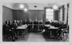 Staff Social Committee c1950