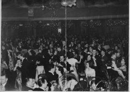 Staff New Year Dance c1950