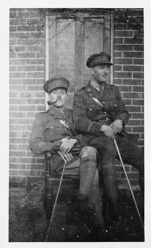 WW1 Soldiers from H&G Simonds