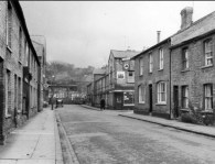 High Wycombe, Brook St. The Chair Makers Arms 1962