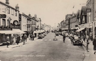 Newbury, Northbrook Street,The Anchor