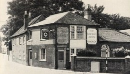 Basingstoke, Station Hill, The Railway Arms