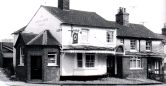 Bunnian Place, The Queens Arms 1965.