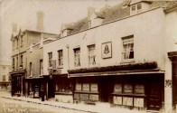London St, 6-8 Bell Inn - Old Guard Room