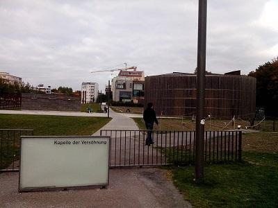 Roggenanbau in Berlin - man beachte die abgesperrten Flächen rechts im Bild