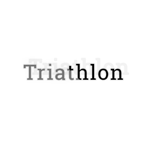 A link to the triathlon section on this website