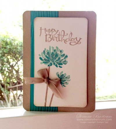 Too Kind stamp set by Stampin' Up!