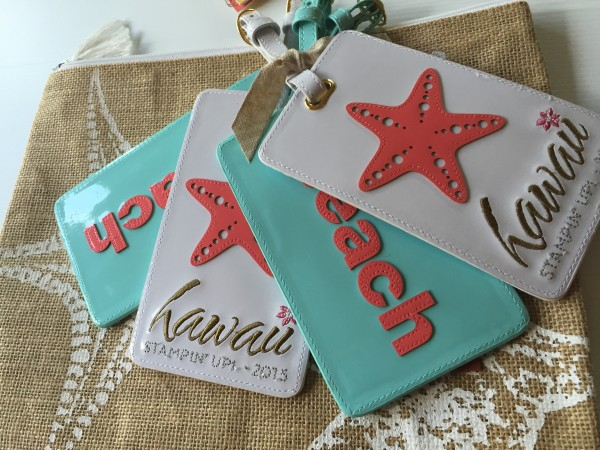 From the Stampin' Up! Incentive Trip Grand Vacation Hawaii 2015