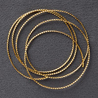 Gold cording thread