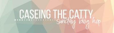 CASE-ing the Catty Sunday Blog Hop