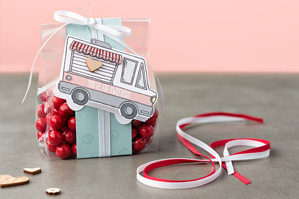 Tasty Trucks - Stampin' Up! Sale-a-bration gift (free with AUD$90 order