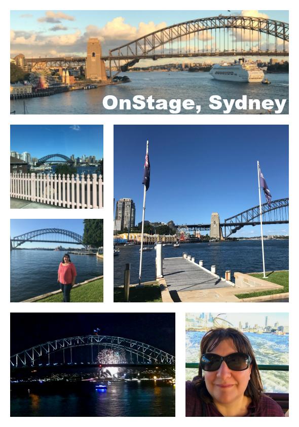 OnStage, Stampin' Up!. Sydney, April 2017.