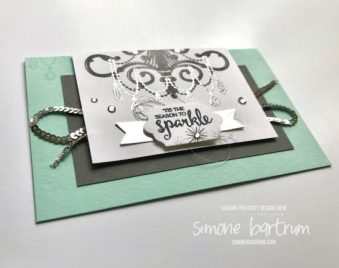 Season to Sparkle stamp set, by Stampin' Up!. From www.simonebartrum.com