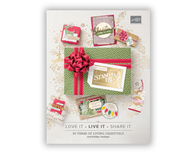 Cover of the Holiday Catalogue - Click to download