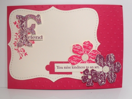 Kate's card