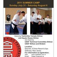 Seminario: USAF Summer Camp 2011