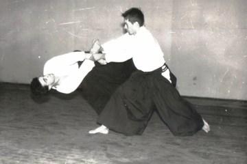 1984 - Dojo Centrale Roma - with Domenico Zucco