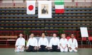 2007 - La Spezia (Italia) - Trip to Italian Aikikai Summer Course with Hiroshi Tada Shihan