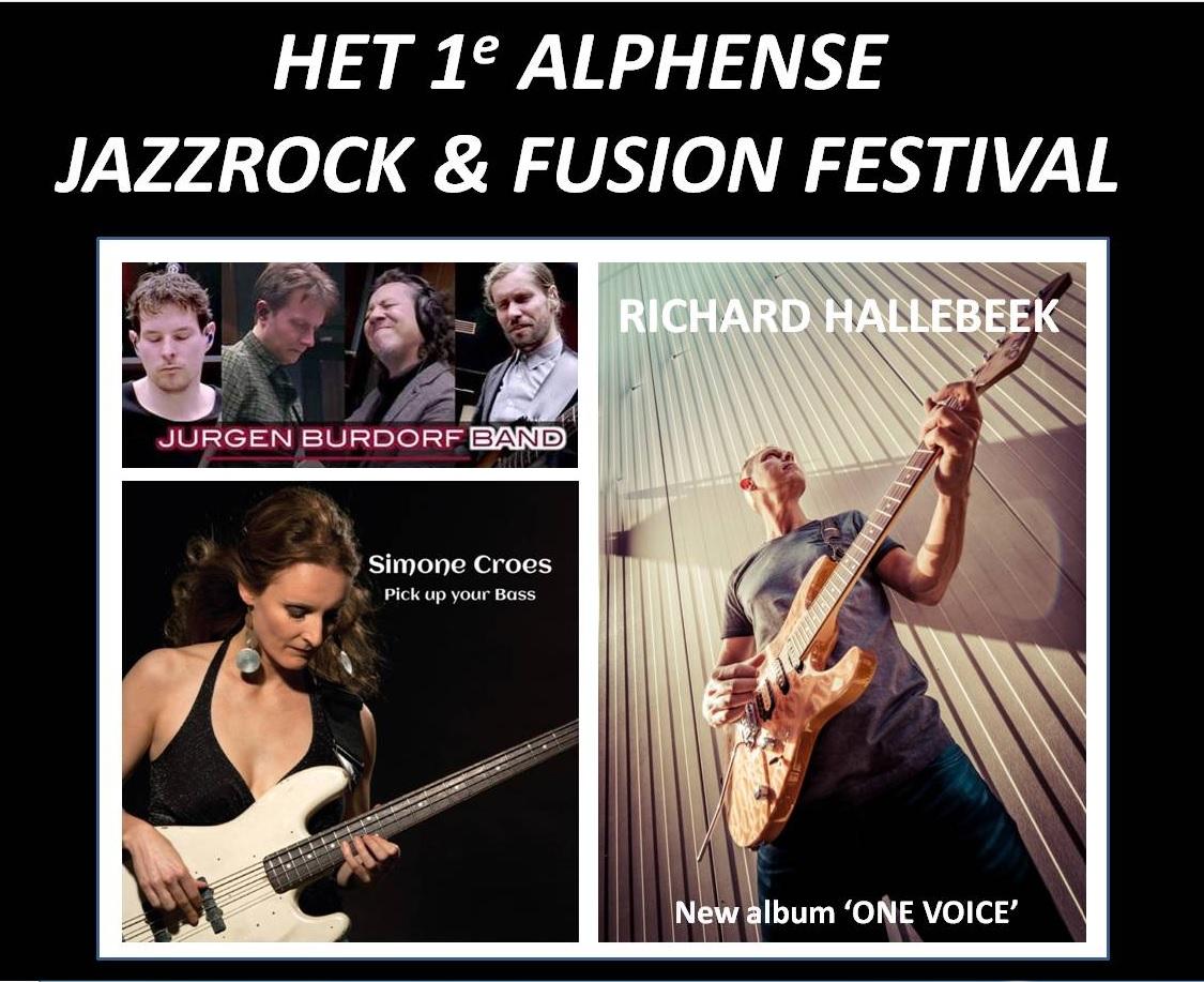 Serious Music Alphen Jazzrock Fusion