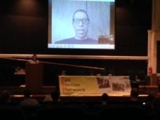 Orlando Jones's skype session