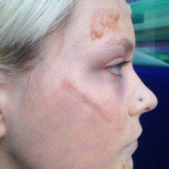 special effects makeup for film Simone Graham
