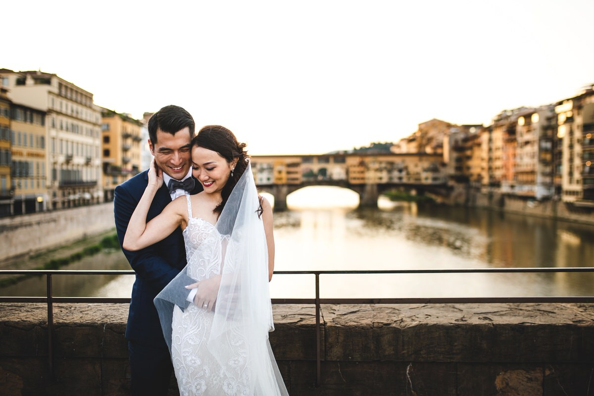 Elegant Wedding Photos Florence