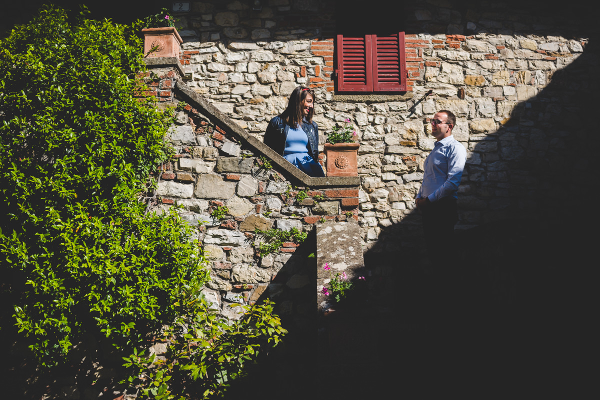 Engagement Photography Chianti