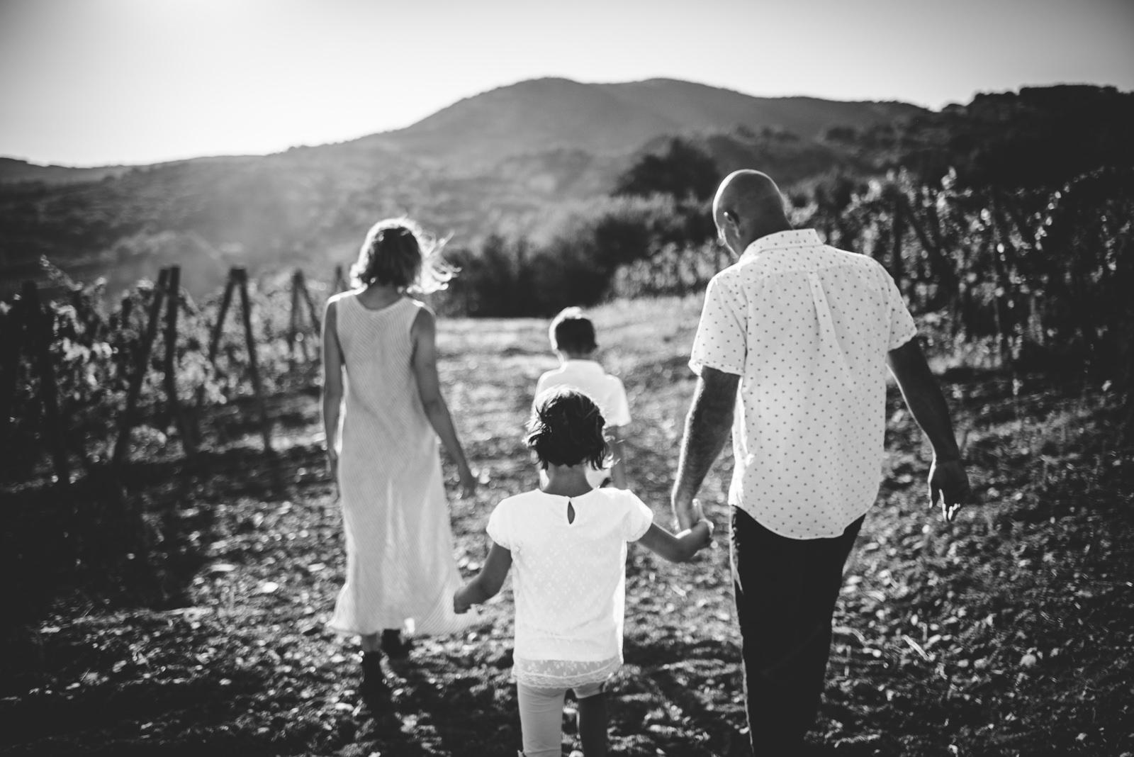 Family Portraits Photographer Montalcino