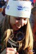 Francesca Marsaglia - Ski World Cup Sestriere 2016