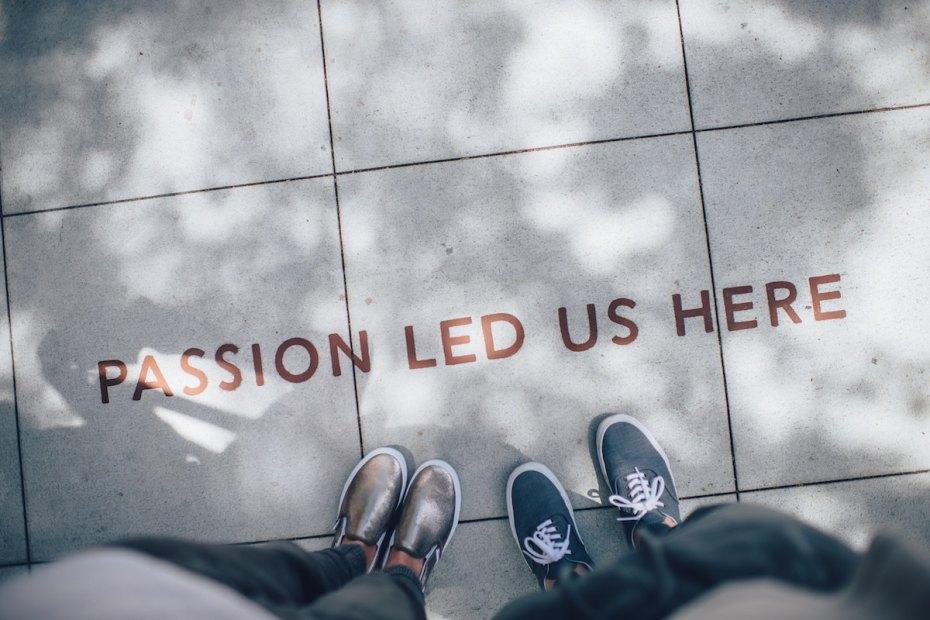 ecco la passion economy