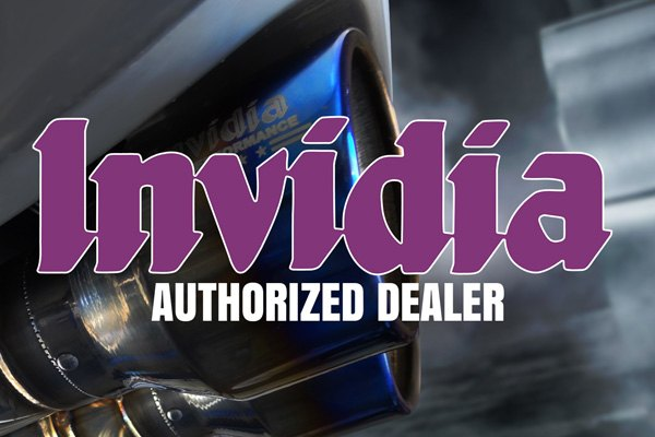 Authorized Invidia Dealer Newmarket - Simone Performance