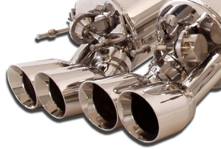 Billy Boat Exhaust for Inifiniti Q60