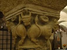 Bari, basilica di San Nicola, particolare