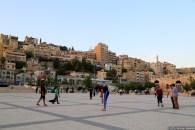 Piazza del teatro e cittadella