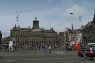Piazza Dam, palazzo reale