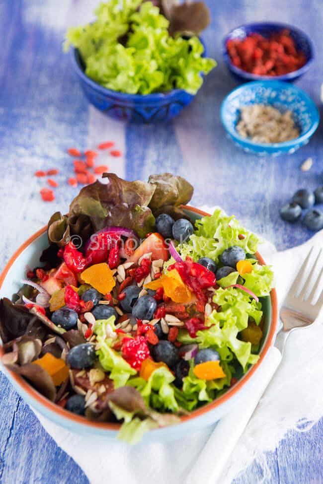 Superfood salade