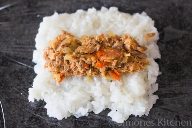 Recept Lemper rolletjes met tonijn | simoneskitchen.nl