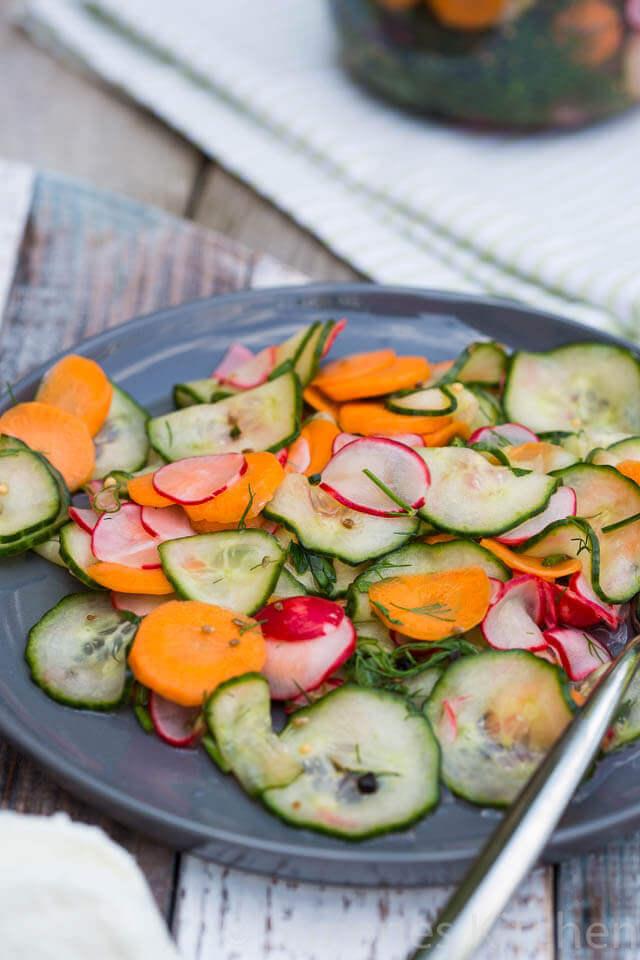Zelf groenten inmaken is makkelijk en snel   simoneskitchen.nl