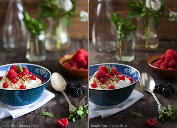 Daglicht versus kunstlicht foto food fotografie | simoneskitchen.nl