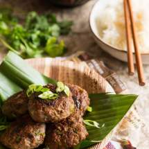 Asian hamburgers | insimoneskitchen.com