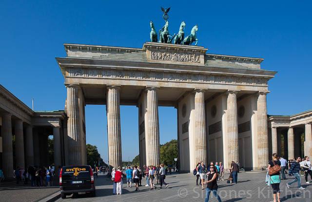 Brandenburger tor Berlijn | simoneskitchen.nl