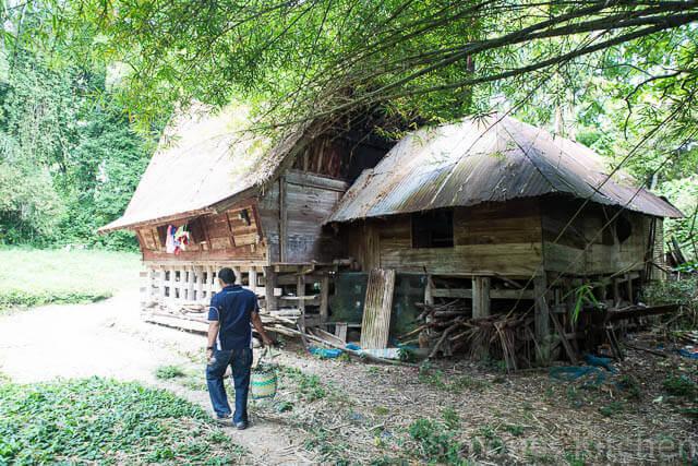 Batak huis