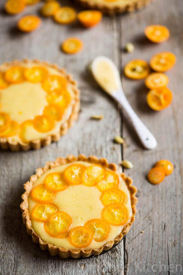 Limoen curd met kumquats | simoneskitchen.nl