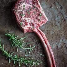 Tomahawk steak | simoneskitchen.nl
