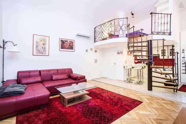 Appartement Boedapest