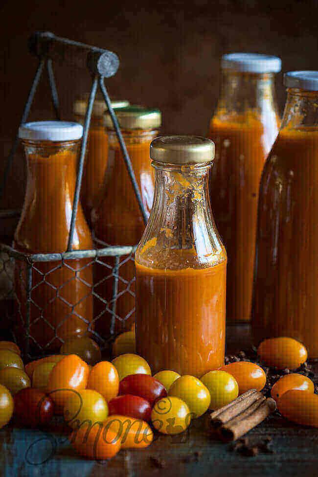 Zelf tomatenketchup maken | simoneskitchen.nl