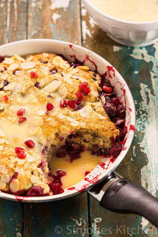 cranberry-granaatappel-taartje-4